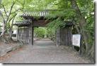 丈六寺一の門