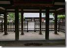 丈六寺三の門より