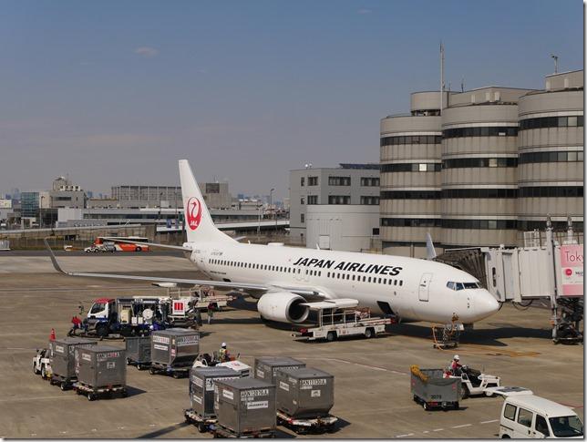 JAL187便