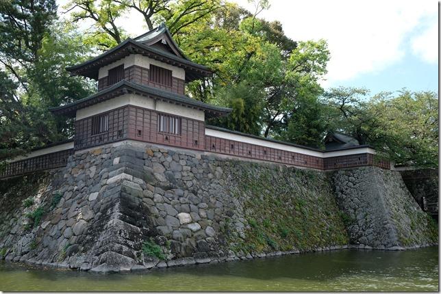 高島城角櫓