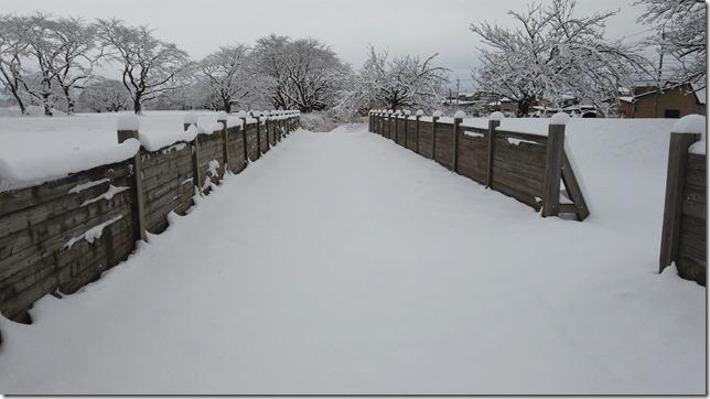 浪岡城 北館