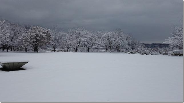 浪岡城 東館