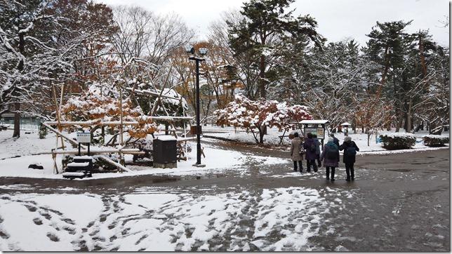弘前城 三の丸