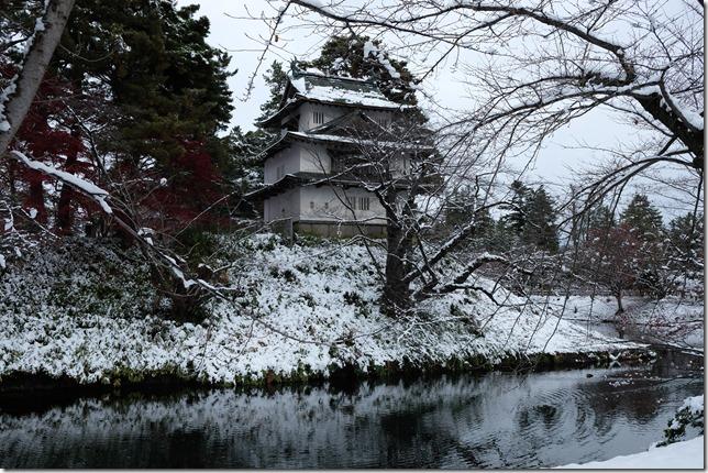 弘前城 辰巳櫓