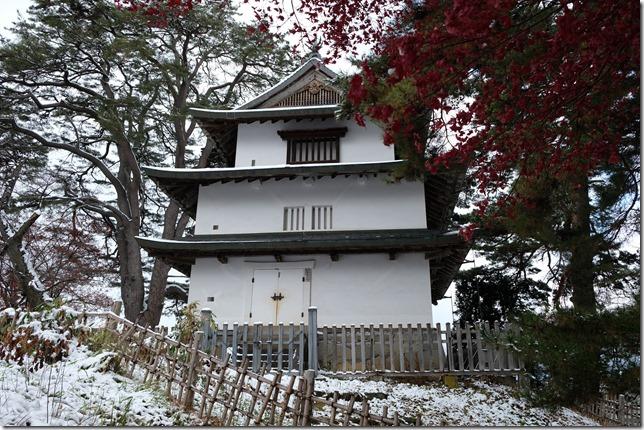 弘前城 未申櫓