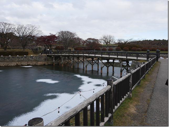 五稜郭 二の橋