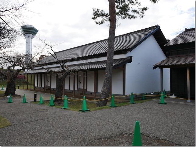 五稜郭 土蔵(兵糧庫)