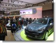 Peugeot booth